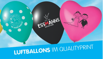 luftballons luftballon mit werbedruck streuartikel. Black Bedroom Furniture Sets. Home Design Ideas