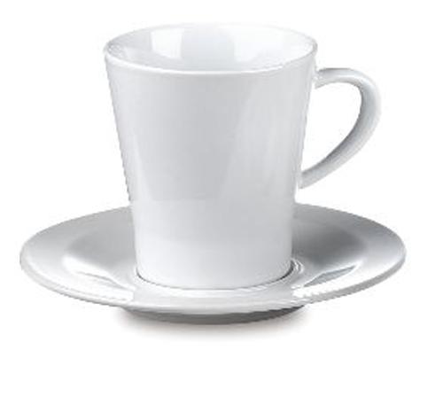 porzellan kaffeebecher jamaica 30cl in wei tassen mit werbedruck tassenserien. Black Bedroom Furniture Sets. Home Design Ideas